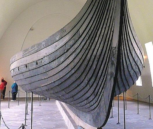 ヴァイキング博物館 8