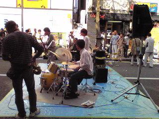 吉田町フェス09・ジャズ