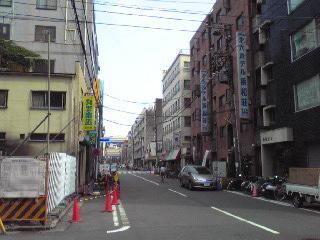 寿町・2011夏