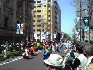 アルカマラーニ・大道芸09