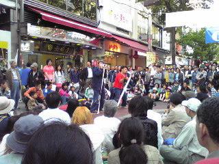ファニーボーンズ1・大道芸09