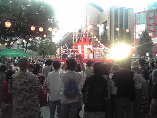 にゅー盆踊り・平口広美を発見