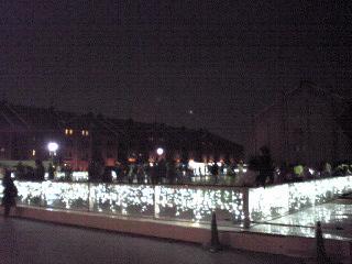 赤レンガ倉庫のスケートリンク・2011