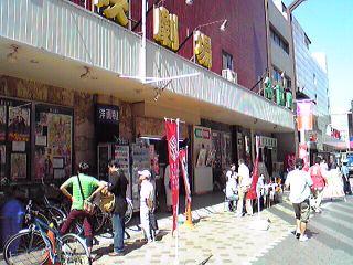 したコメ2010・浅草中映劇場前