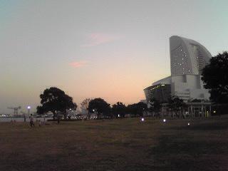 臨港パーク2011年11月