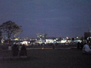 がんばろう東北・夜