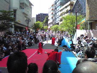 吉本大輔・大道芸09