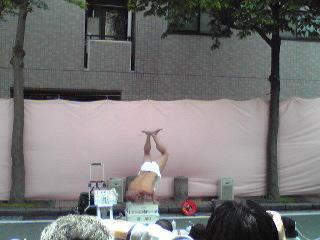 野毛2010・雪竹太郎