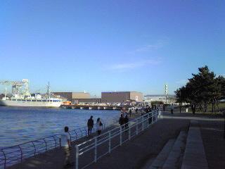 新港パーク2009年11月