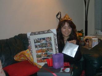 姫の誕生日2