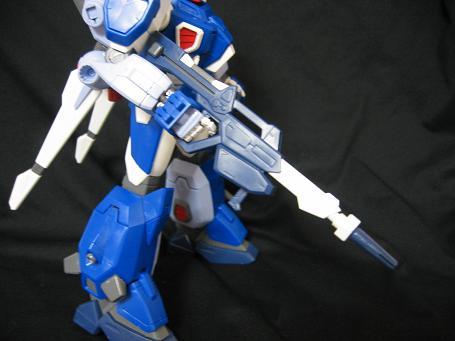 R3レイズナー(レーザード・ライフル)