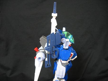 R3レイズナー(レーザード・ライフル(バックパックマウント)