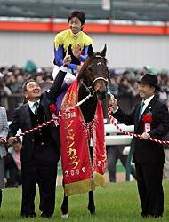 競馬:ディープ、最強馬の座は譲れない…ジャパンカップV