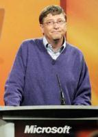 2年後に経営の一線から退くと表明するマイクロソフトのビル・ゲイツ会長