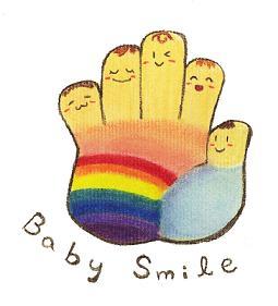 Baby Smileイラスト