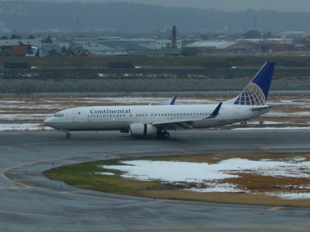 2007年1月3日コンチネンタル・ミクロネシア航空