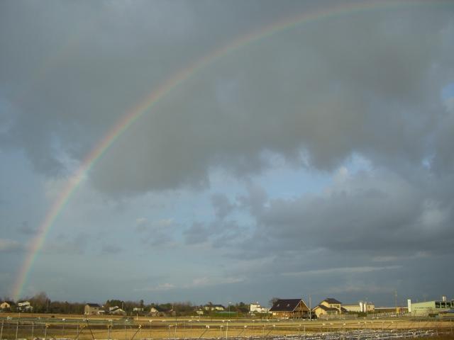 06年12月27日 虹