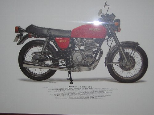 CB400