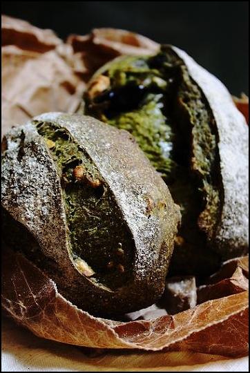 お味見のパン。