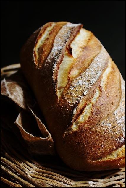 いちじくパン<柑橘系酵母>
