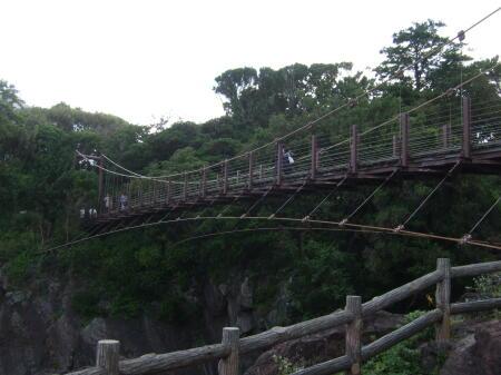城ヶ崎海つり橋