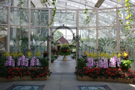 花の都公園_ドーム