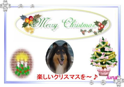 2010クリスマスカードお母さん