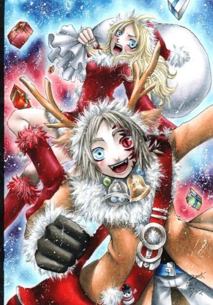 NOAH クリスマス!