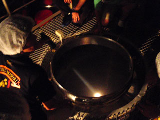 神村酒造ナイトツアー