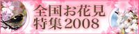 お花見特集2008