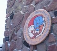 サンタクロース郵便局ロゴ