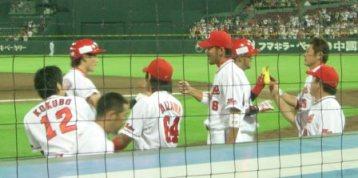 広島9-5横浜