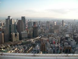 空中庭園展望台から・2.JPG