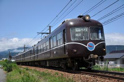 長野電鉄2000系 A編成 2009年7月30日