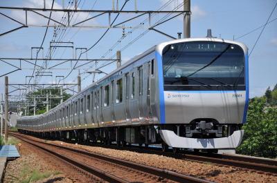 相鉄11000系 11001F 試運転