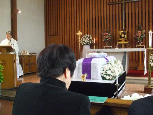 20100913杉のおばさんの葬式