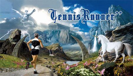 テニスランナー