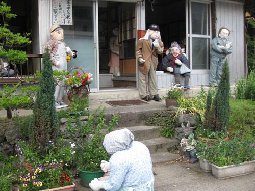 人形の村8-500