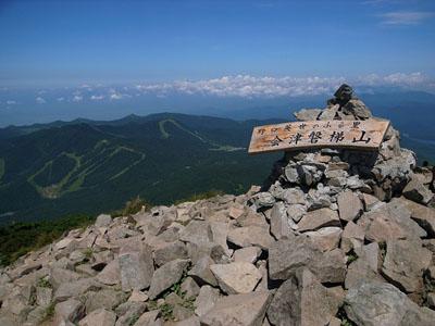 山 アイズ 磐梯