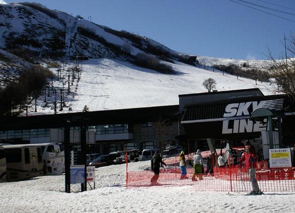 場 富士山 スキー