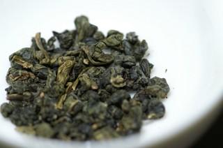 阿里山炭焙金萱茶葉