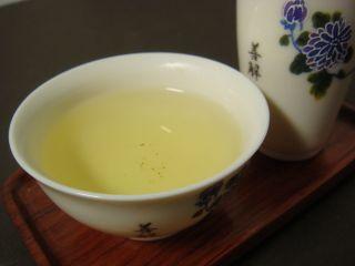 梨山高冷茶茶水
