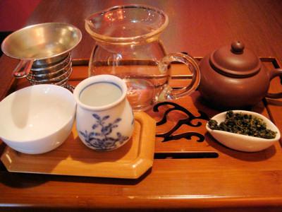 琉球茶館お茶セット