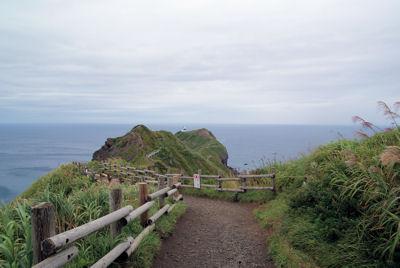 神威岬遊歩道