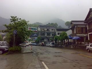 梅家塢の景色1