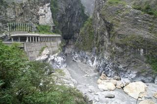 インディアン岩付近