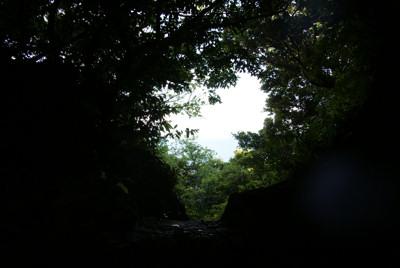 久高島を眺める