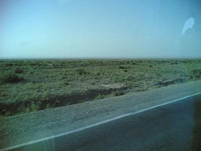 ゴビ灘の風景1