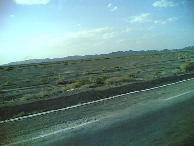 ゴビ灘の風景3