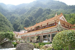 天祥のお寺